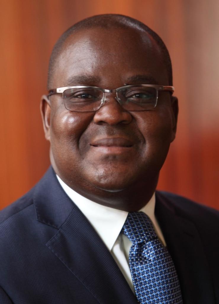 Edoh Kossi Amenounve, CEO of BRVM exchange