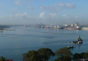 Dar es Salaam harbour. Photo: Tom Minney