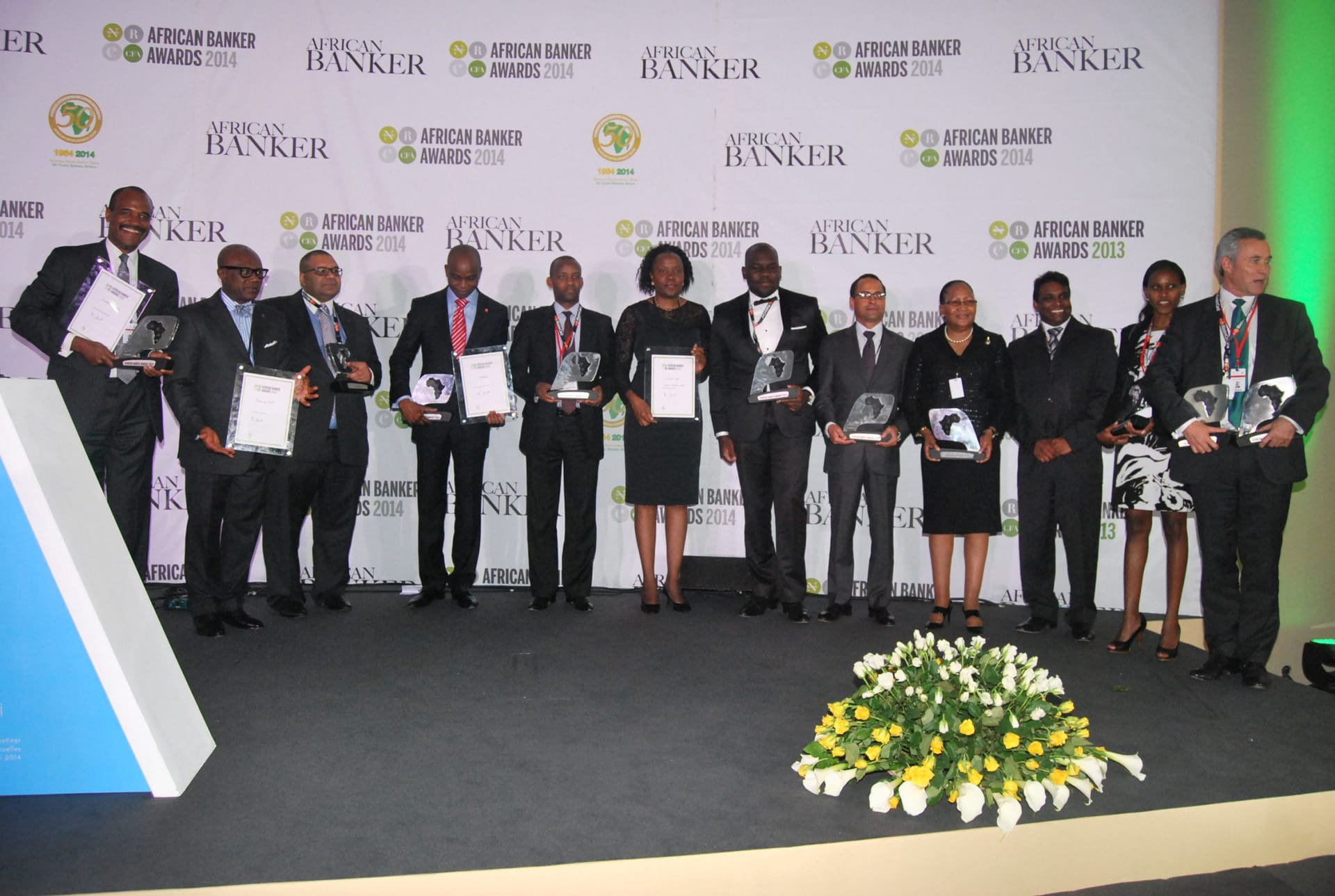 African Banker Awards 2014 (credit IC Publications)