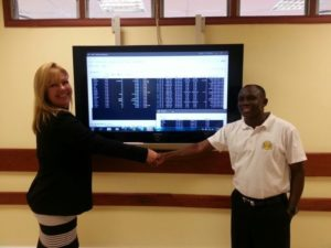 DSE launched the modern STT trading system in 2014