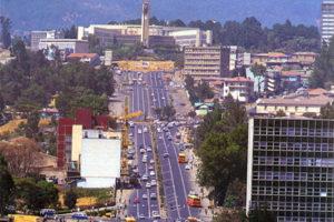 Churchill Avenue, Addis Abeba (www.tourismethiopia.gov.et)